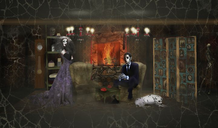Haunted Tea Party - Aly M
