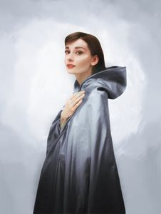 Audrey in Diamond