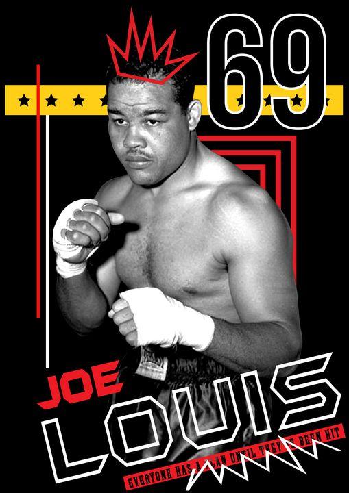 Joe Louis - Print_shop