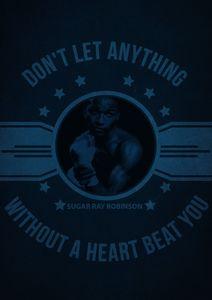 Sugar Ray Robinson Quote
