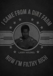 Larry Holmes Quote