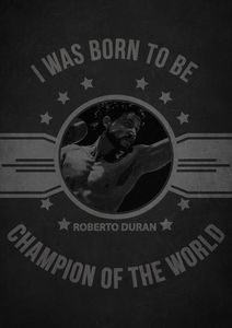 Roberto Durn Quote