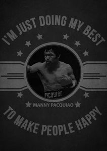 Manny Pacquiao Quote