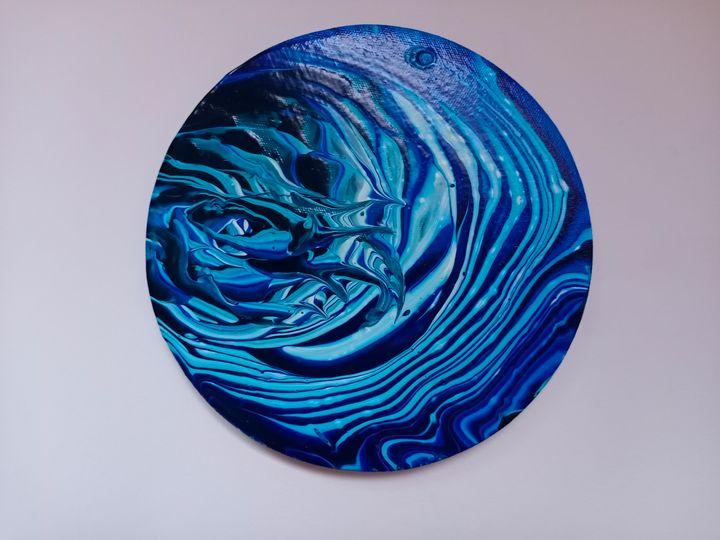 Fluid Art - Azba's Art