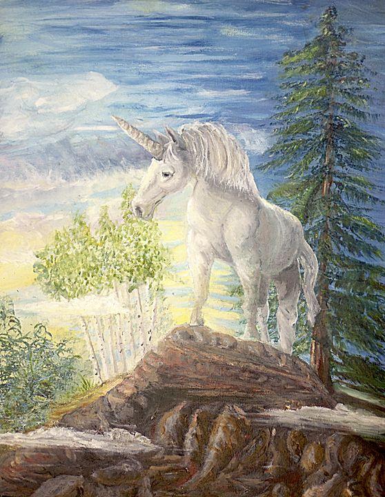Unicorn Rising - Cynthia Sjoberg