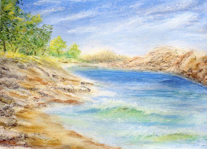 The Cove by Cynthia Sjoberg - Cynthia Sjoberg