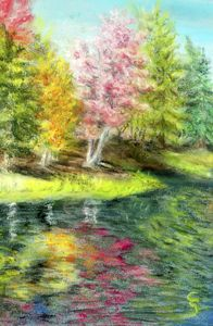 Fall on the River