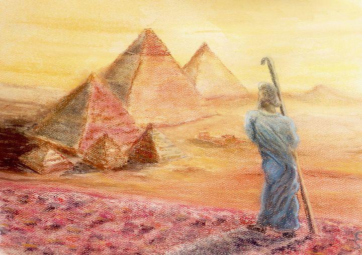 Goodbye Egypt - Cynthia Sjoberg
