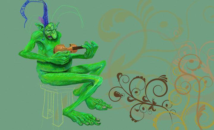Musician - Artropodo