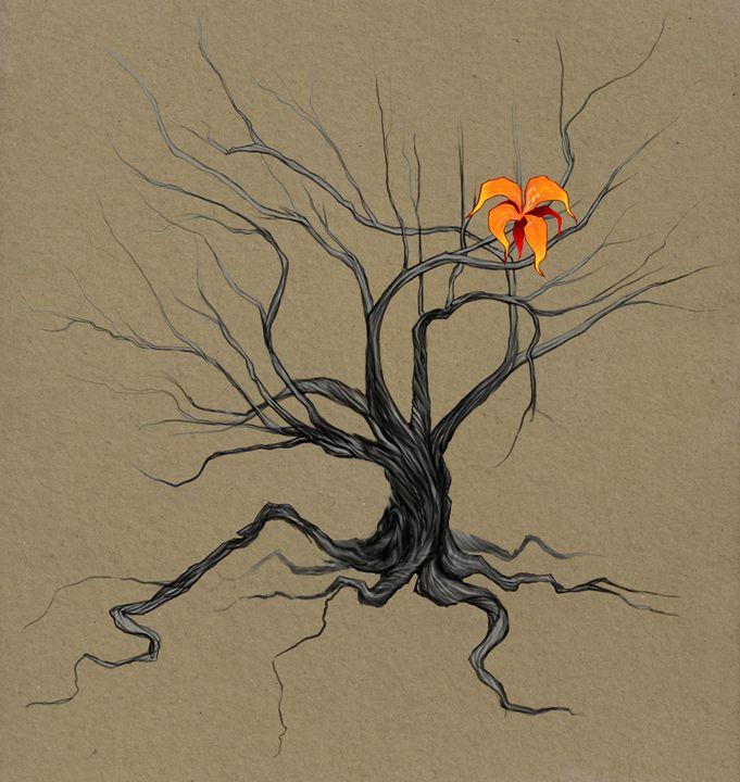 Tree of hope - Artropodo