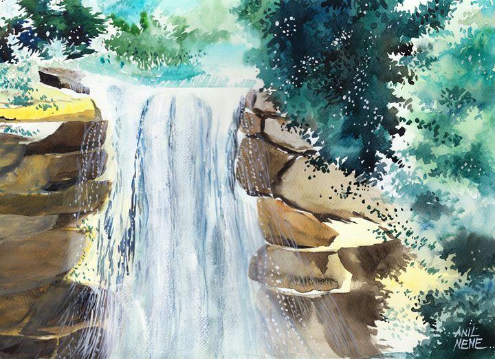 Falling Waters - Neneart