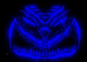 crocodile head insignia