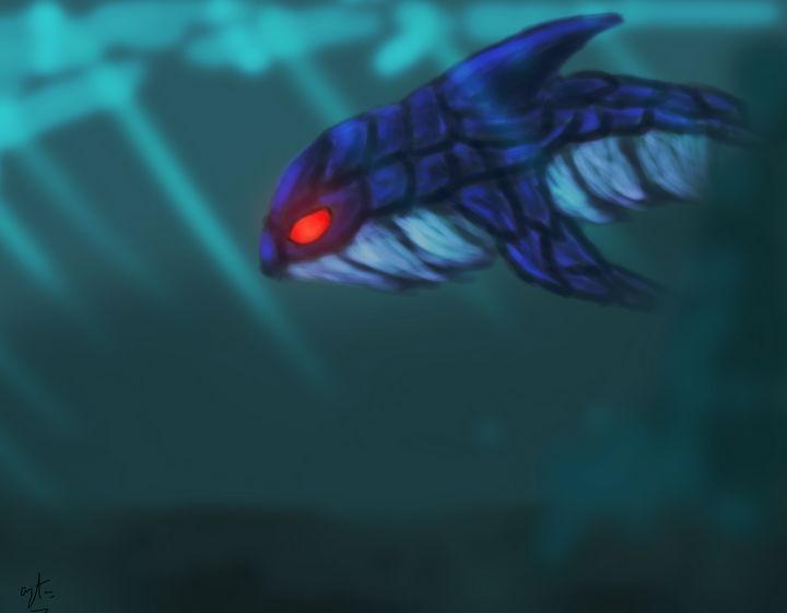 Dragon Shark - Aziz Faheem