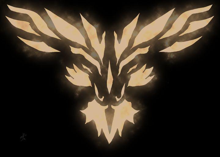 Deer insignia - Aziz Faheem