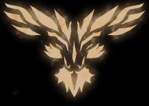 Deer insignia