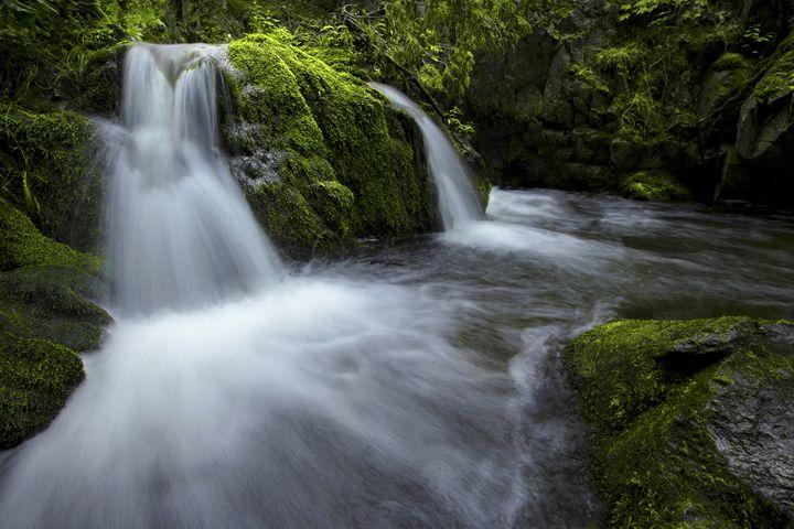 Dead River Falls - JohnWaldronImages