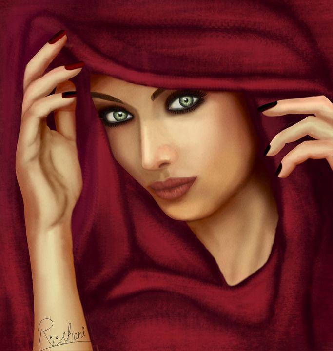 Persian beauty - Rose A Bellatrix