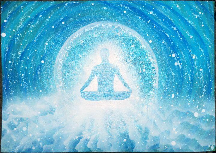Meditation - Chris Stuart Black