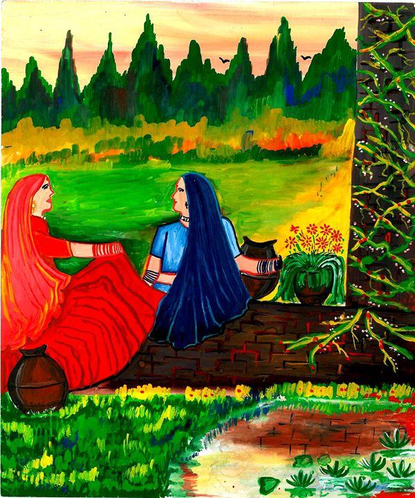 Women Talking - spurthi