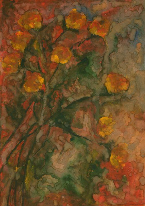 Flowers 7 - Wojtek Kowalski