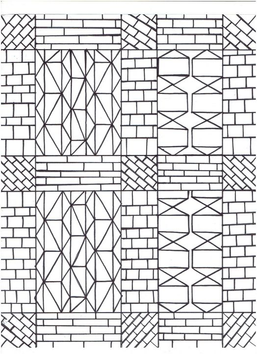 Building Blocks - Ali's Art