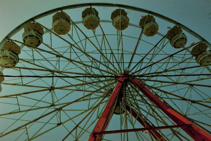 Ferris Wheel - Jerry A. Puckett