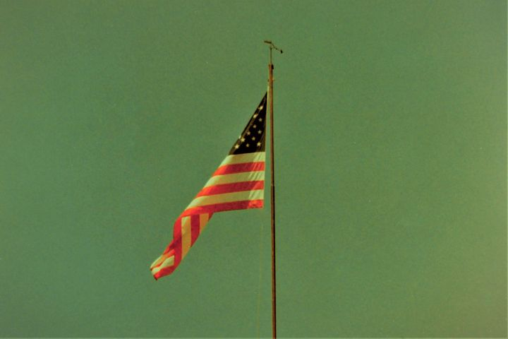 Flag of The United States of America - Jerry A. Puckett