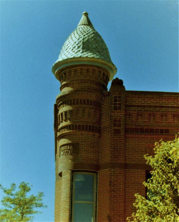 Tower - Jerry A. Puckett