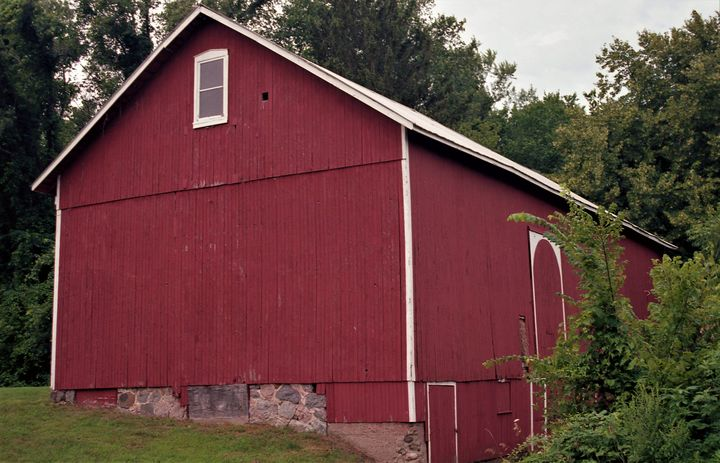 Red Barn - Jerry A. Puckett