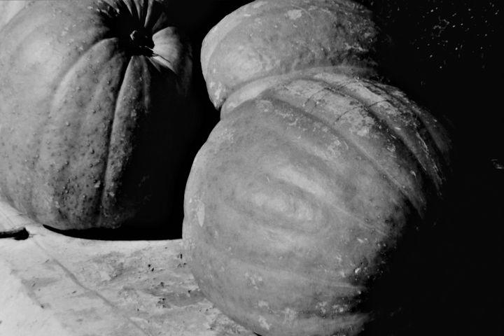 Pumpkin Trio - Jerry A. Puckett