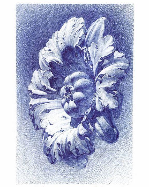 Endless rose - Boris Kuzenko