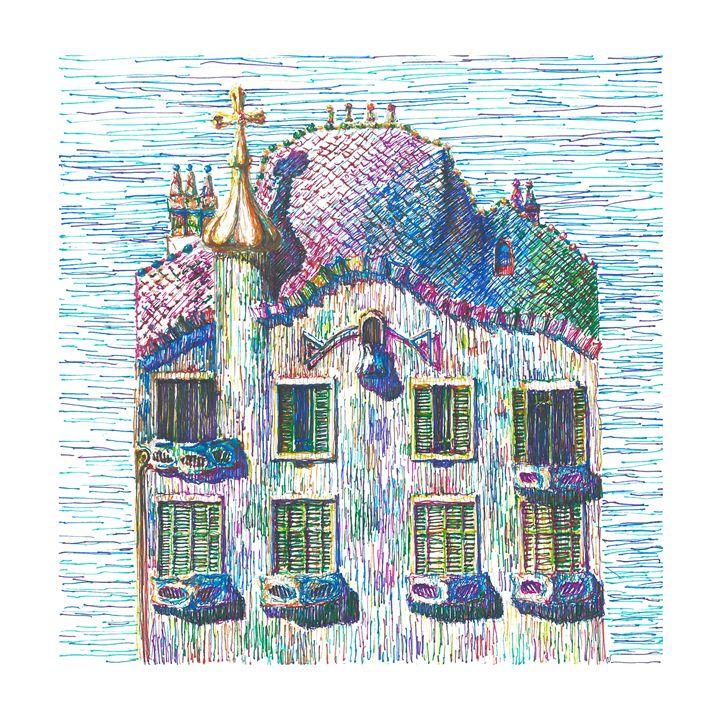 Casa Batlló - Boris Kuzenko