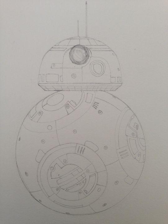 BB-8 - JAMa