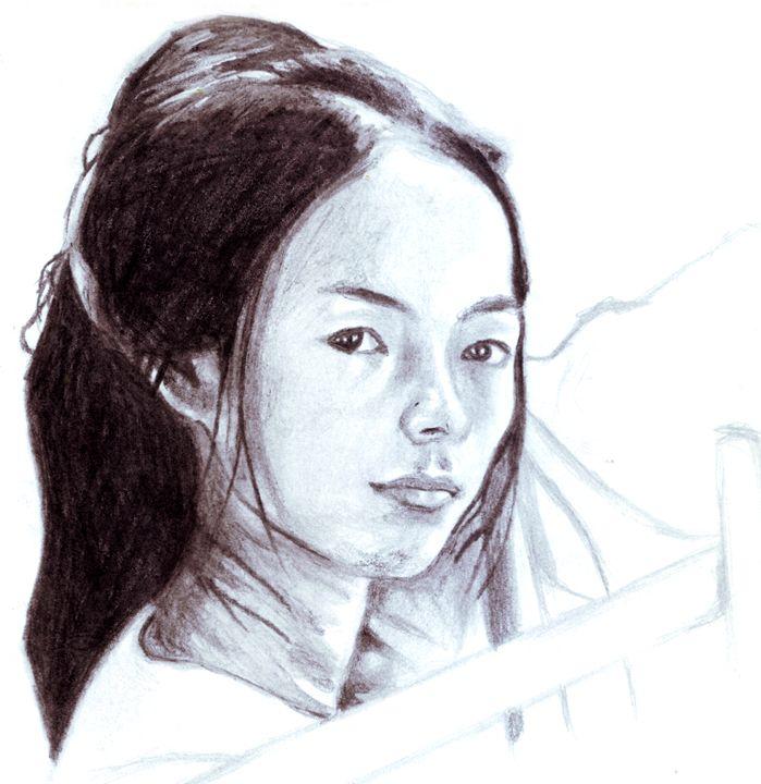 Zhang Ziyi - Venance Motema