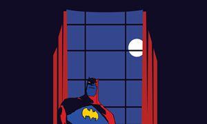 The Dark Knight who wasn't