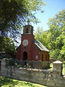 worlds smallest church