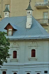 уникальное старинное здание