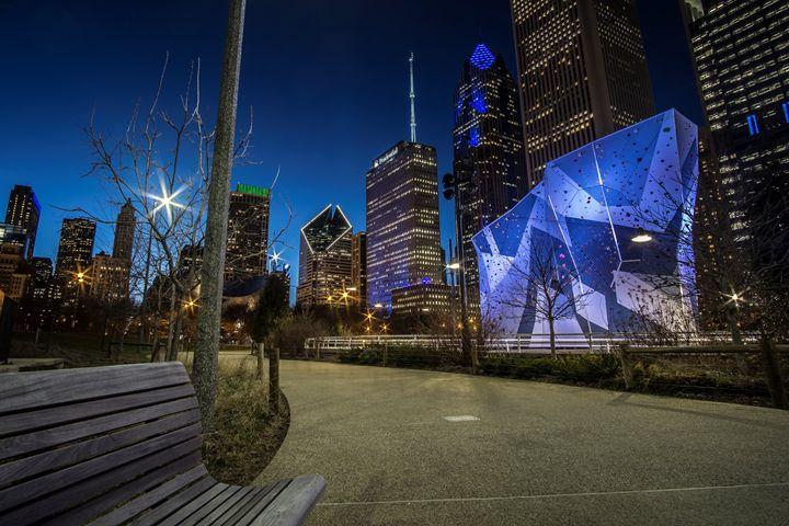 Maggie Daley park in Chicago - Sven Brogren Photography