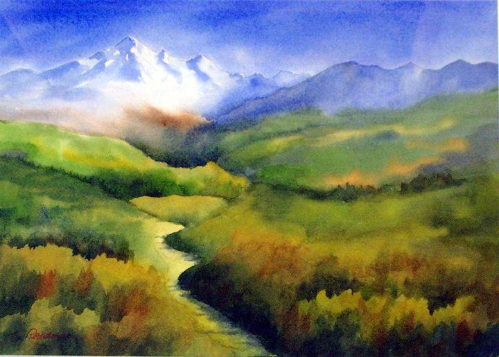 San Juan Autumn - Roxanne Morris