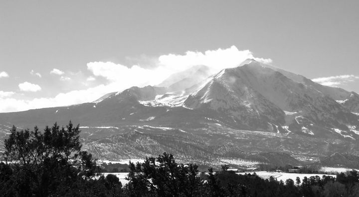 Mt Sopris - Roxanne Morris