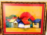 Dao Phong original watercolor