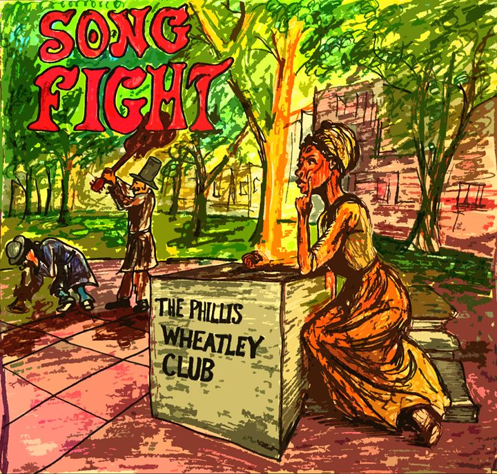 SF Cover_Phyllis Wheatley Club - Glen Art Rock