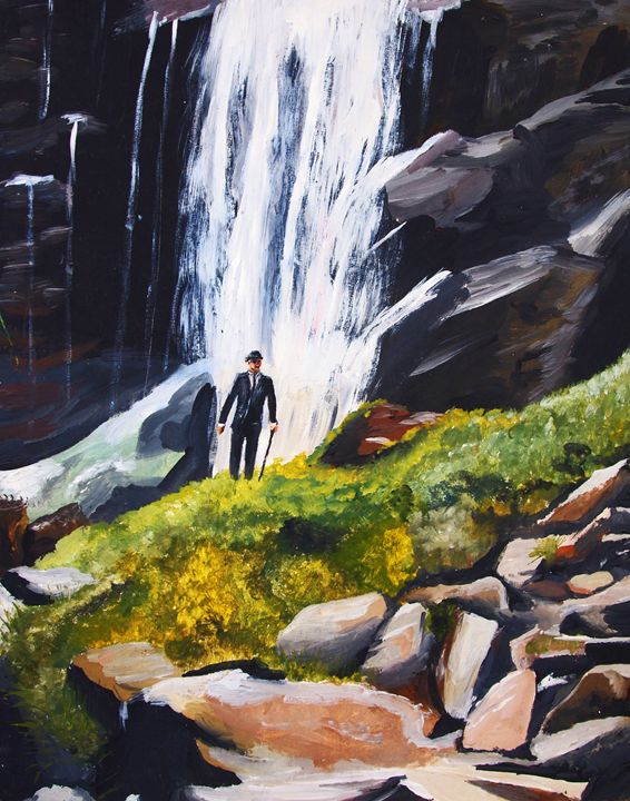 Vernon at Vernal - Glen Art Rock