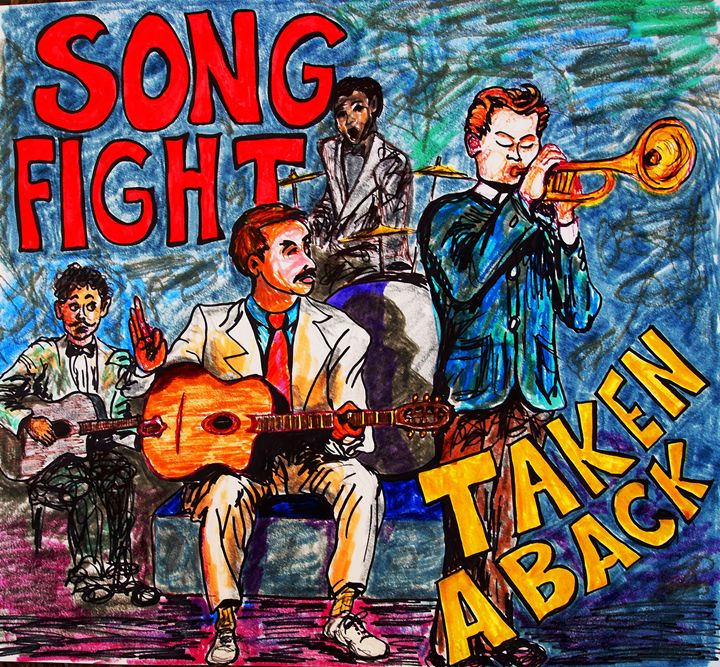 Taken Aback - Glen Art Rock