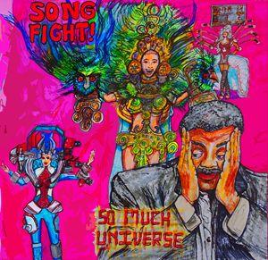 So Much Universe - Glen Art Rock