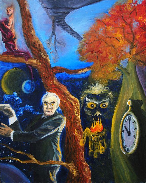 Timeness - Glen Art Rock