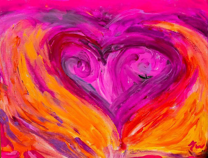 Healing Heart - Kristin Woodward