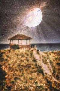 Solar Observatory meet me HERE - Kristin Von Woodward