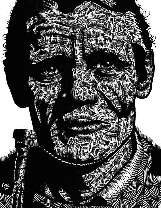 CHET BAKER - NICHOLAS PRICE ARTIST