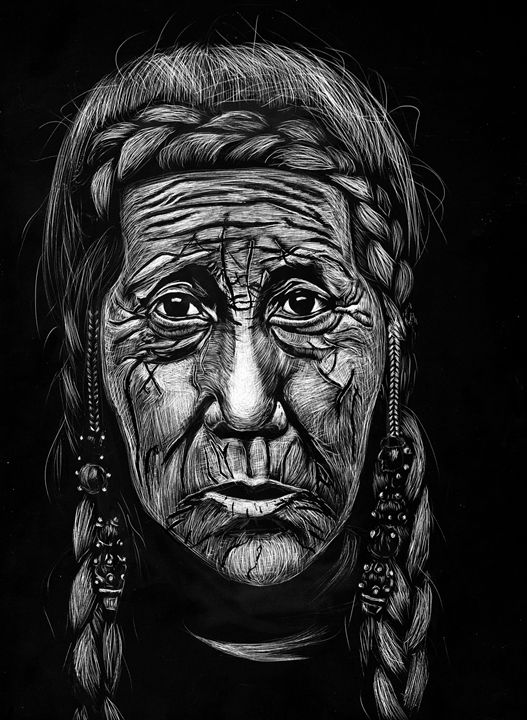 Face of Peru - Agnia Ustymenko